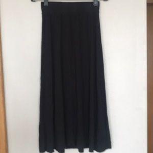 Girls maxi skirt